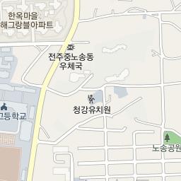 Bus service information JeonJu City Transport Operation